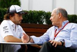 Alonso cree que la Indy 500 habría sido imposible con Ron Dennis