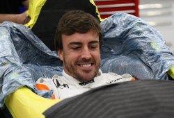 Fernando Alonso se rodea de un equipo técnico ganador para la Indy 500