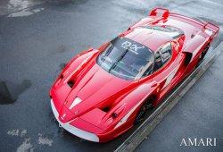 Ferrari FXX Evoluzione Stradale: el único ejemplar matriculado de la saga FXX