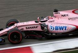 Pérez saca jugo al Force India, Ocon es último en la Q1