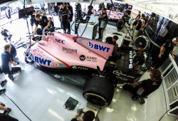 Force India introducirá en Barcelona una evolución para solventar sus problemas
