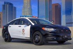 Ford «hibridiza» a la policía estadounidense con su nuevo vehículo policial