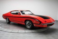 Ford Torino King Cobra: cuando Ford quiso plantar cara al Dodge Charger Daytona en la NASCAR