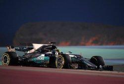 """Hamilton: """"Los Ferrari son más rápidos aquí"""""""
