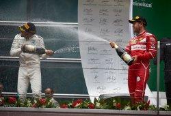 """Hamilton: """"Respeto a Vettel más que a cualquier otro"""""""