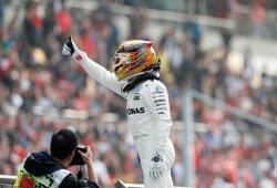 """Hamilton: """"Sin el coche de seguridad habría estado mucho más ajustado"""""""