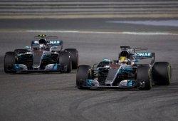 Los neumáticos y el peso: la debilidad del Mercedes según Hamilton