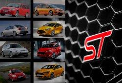 Repasamos todos los modelos de Ford con las siglas ST