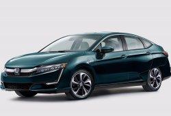 Honda Clarity Plug-in Hybrid 2018: se presenta la variante híbrida enchufable