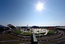 Horarios del Gran Premio de Rusia F1 2017