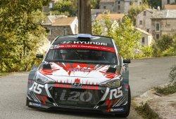 Hyundai Motorsport prepara una evolución para el i20 R5