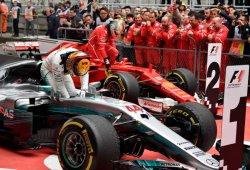 La batalla larga del W08 y el calor de Bahrein, preocupación para Hamilton