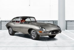 Jaguar E-Type Reborn: 10 unidades que serán restauradas y ofertadas por la propia marca