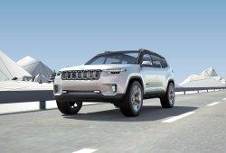 Jeep Yuntu Concept: un SUV híbrido enchufable y cargado de tecnología