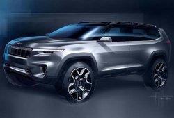 Jeep Yuntu Concept: anticipando un nuevo SUV de 7 plazas para China