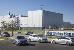 Kecskemét, así es la primera fábrica europea de Mercedes fuera de Alemania