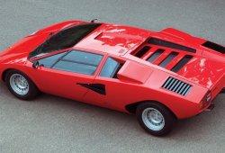 "Lamborghini Countach LP400 ""Periscopio"": el primero de la saga"