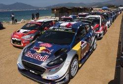 Lista de inscritos del Rally de Argentina del WRC