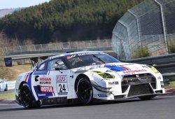 Daños colaterales del nuevo Nissan GT-R NISMO GT3