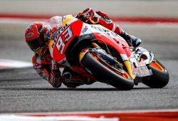 Márquez supera a Viñales por la pole del GP de las Américas
