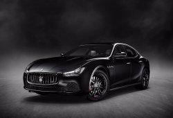 Maserati Ghibli Nerissimo Edition: un toque más siniestro y deportivo