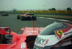 Las mejores cámaras on board del GP de China
