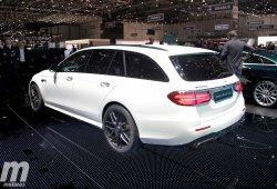 Mercedes-AMG E 63 Estate 2017: hasta 612 CV para una bestia con piel de familiar