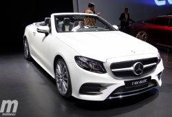 Mercedes Clase E Cabrio 2017: la familia ya está completa