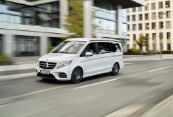Mercedes Marco Polo Horizon: la máxima funcionalidad para disfrutar del ocio