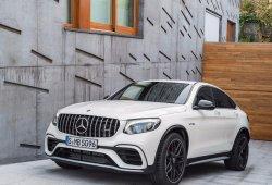 Mercedes-AMG nos desvela el GLC 63 4MATIC+ en su variante coupé