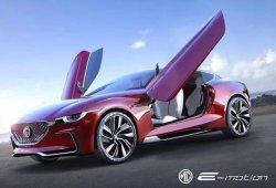MG E-Motion Concept: desvelado el posible nuevo deportivo eléctrico de MG
