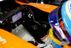 Honda encuentra la causa de la rotura del motor de Alonso