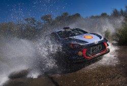 Neuville acecha a Evans y da picante al Rally de Argentina