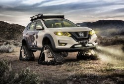 Nissan Rogue Trail Warrior Project: el X-Trail americano se prepara para un apocalipsis