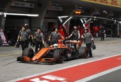 El nuevo motor Honda debutará en el test de Bahrein