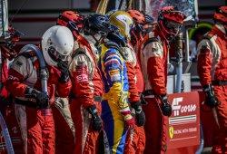 Pier Guidi da a Ferrari la pole de las 3 Horas de Monza