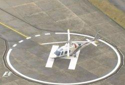¿Por qué el helicóptero médico impide rodar en los libres del GP de China?