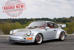 Porsche 911 3.8 RSR: increíble ejemplar a estrenar del cotizadisimo RSR a subasta