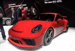 Porsche 911 GT3 2017: ahora con 500 CV y caja manual