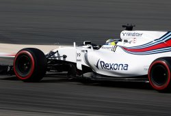 Positiva clasificación para Williams en Bahrein