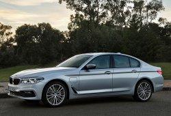 BMW 530e iPerformance: ya sabemos el precio del Serie 5 híbrido enchufable