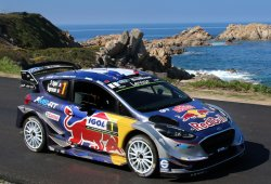 Malestar en M-Sport por los fallos técnicos en Córcega