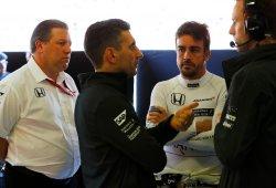 Brown y Alonso cuentan cómo surgió la aventura de las 500 Millas