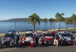 Previo y horarios del Rally de Argentina del WRC 2017