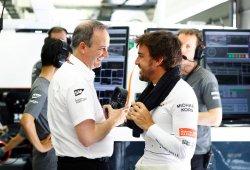 McLaren, sin más aspiración que terminar la carrera en Sochi