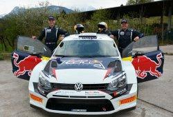 El primer Volkswagen Polo R WRC privado viste de Red Bull