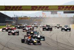 """""""Principio de acuerdo"""" para el regreso de la Fórmula 1 a Turquía"""