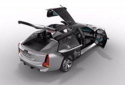 Qoros K-EV Concept: una bestia eléctrica creada junto a Koenigsegg