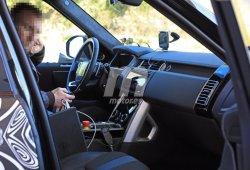 Desvelado el interior del renovado Range Rover 2018
