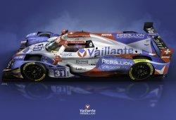 Rebellion muestra sus colores para las 24 Horas de Le Mans